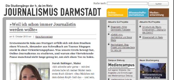 journalismus darmstadt