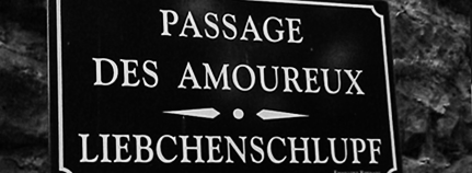 Passasge Amoureux - Liebchenschlüpf